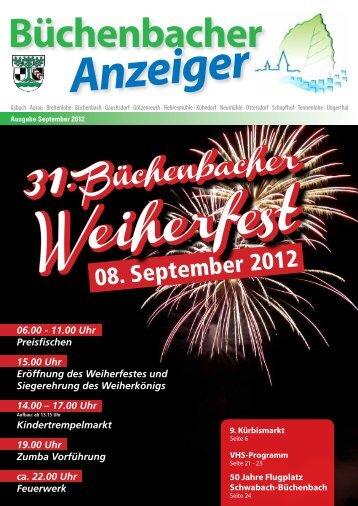 September 2012 - Gemeinde Büchenbach