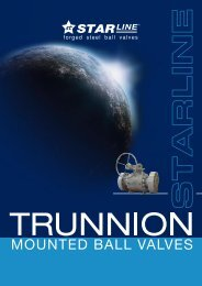 Trunnion Mounted (Overview) - Global Supply Line