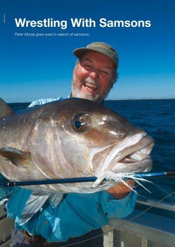 samson - Fly Angler Australia
