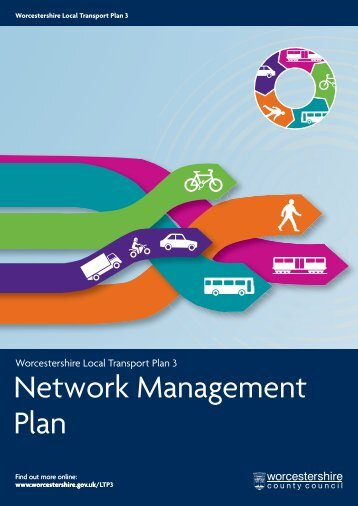 Network Management Plan - Worcestershire County Council