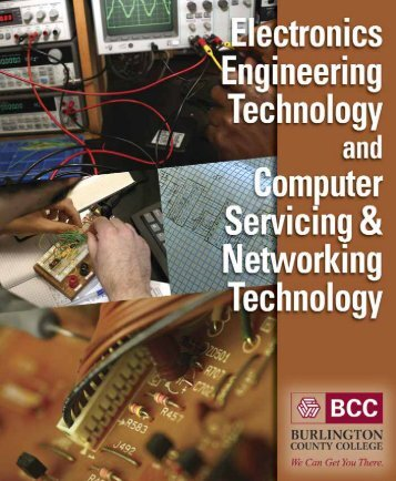 Electronics Engineering Technology - BCC Staff Web Server ...