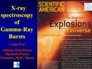gamma ray burst spectroscopy