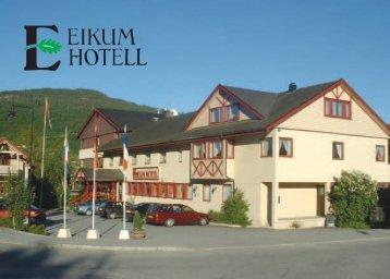 Prospekt - Eikum hotell