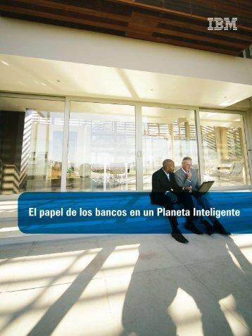 El papel de los bancos en un Planeta Inteligente - Felaban