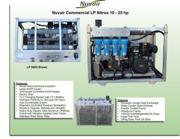 Nuvair Compressor Catalog