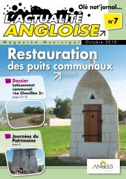 Magazine Municipal n°7 - Angles