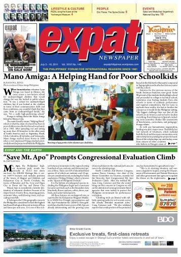 newspaper - Expat Travel & Lifestyle