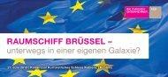 raumschiFF brüssel - Familienunternehmen