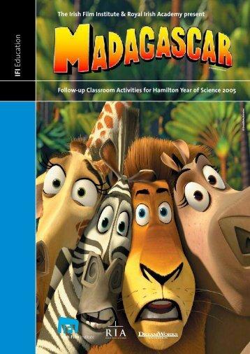 Madagascar - Irish Film Institute