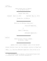 August Term 2012 (Argued: April 9, 2013 Decided: May 14, 2013 ...