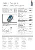 PHYSICS Messgeräte-Sets - Seite 4