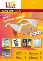 NEU - bei der Lab Logistics Group GmbH