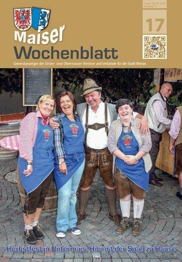 MWB-2013-17 - Maiser Wochenblatt