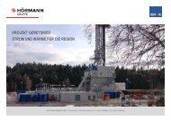 projekt geretsried strom und wärme für die region - GGSC Seminare