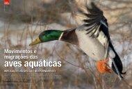 Rodrigues, D. 2013. Movimentos e migrações das aves ... - ESAC