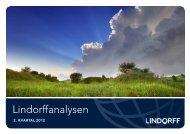 Lindorffanalysen 2 2012