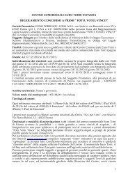 """regolamento concorso a premi """" foto, voto, vinco"""" - Rfc1925.com"""