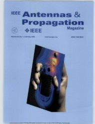 Reliable Prediction of Mobile Phone Performance for ... - Speag