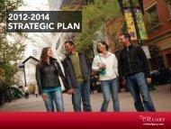 2012-2014 STRATEGIC PLAN - Tourism Calgary