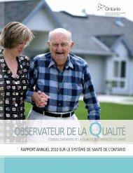 Observateur de la Qualite 2010—Rapport Complet (PDF, 6.9MB)
