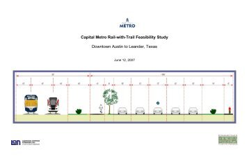 Capital Metro Rail-with-Trail Feasibility Study Downtown ... - Atfiles.org