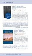 New England Historic Genealogical Society, Gift Catalog 2012 - Page 6