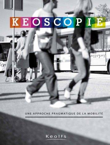 Téléchargez la plaquette Keoscopie 2012 - Keolis