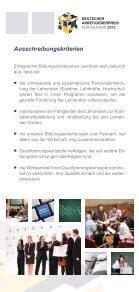 Lehrende qualifizieren - MINT Zukunft schaffen - Seite 4
