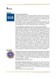 erhalten Sie die detaillierte Darstellung der Partner - Site de la revue
