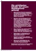 Hunde- haltung - Gemeinde Flurlingen - Seite 2