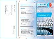 KLIMA-TAG - Fachverband Gebäude-Klima e. V.