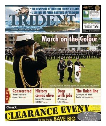 Trident July 13 2009 - Tridentnews.ca