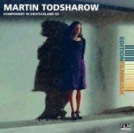 martin todsharow - Film-Dienst