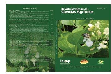 Vol. 4 Núm. 1 - Instituto Nacional de Investigaciones Forestales ...