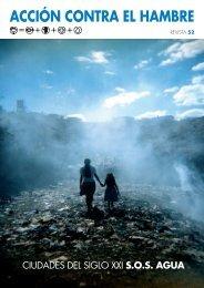 Ciudades del siglo XXI. S.O.S. Agua - Acción Contra el Hambre