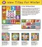 Priddy Books, Winter Catalog 2012 - Page 6