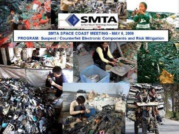 suspect / counterfeit - SMTA