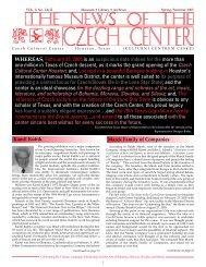 198042.czech news - Czech Cultural Center Houston