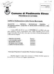 imposta municipale propria - Comune di Piedimonte Etneo