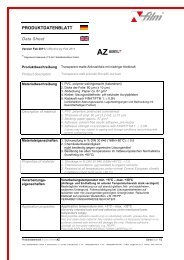 Produktdatenblatt downloaden (PDF) -
