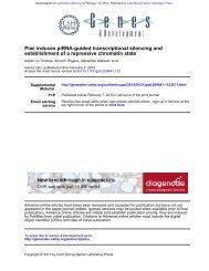 Genes Dev.-2013-Le Thomas-gad.209841.112.pdf - UCSF RNA ...
