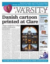 Issue 652 PDF - Varsity