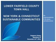 Stamford Town Hall - Sustainable NYCT