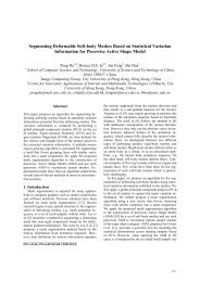 Segmenting Deformable Soft-body Meshes Based on Statistical ...