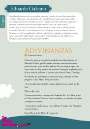 Adivinanzas - Global Campaign for Education