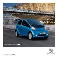 Download de brochure - Peugeot Services