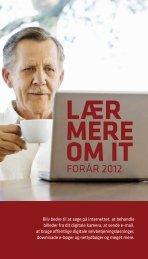 Lær mere om IT forår 2012 - Århus Kommunes Biblioteker