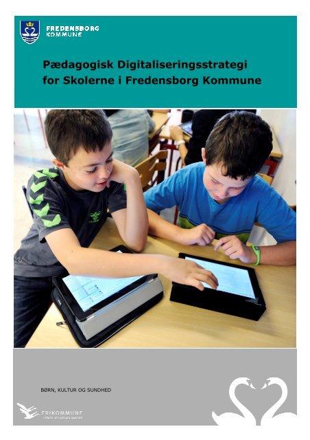 Pædagogisk Digitaliseringsstrategi - Fredensborg Kommune