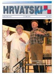 8. broj 23. veljače 2012.