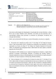 Ofício Circulado N.º: 30137/2012 - Portal das Finanças